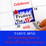 Celebrate Friday the 13th with Tarot Jane